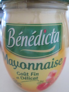 The EVIL Benedicta that promotes my crabstick addiction.